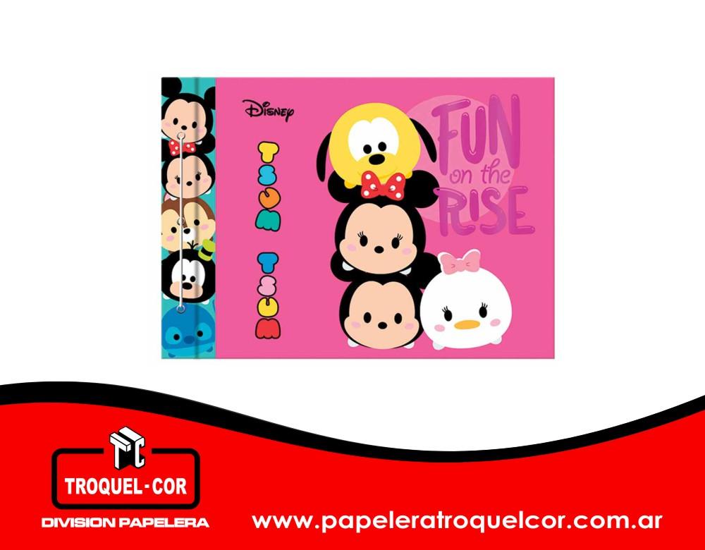 Dibujos Tsum Tsum Dibujos Para Colorear: Carpeta Dibujo Núm. 5 Cartone Tsum Tsum