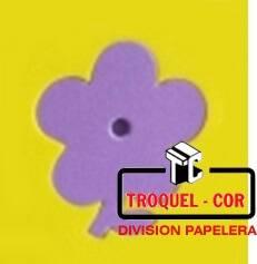 Troquelitos De Goma Eva Florcita