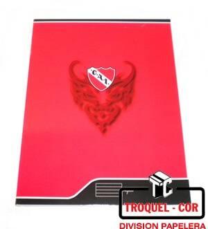 Cuaderno Escolar Tapa Flexible 24 Hojas Independiente