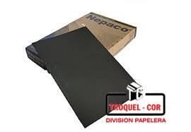 Carpeta Colgante Oficio Nepaco Negro X 25 Unidades