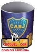 Lapicero De Lata Boca Juniors