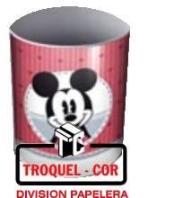 Lapicero De Lata Mickey Mouse