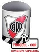 Lapicero De Lata River Plate