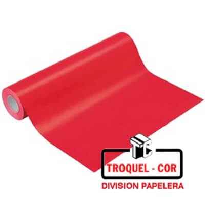Bobina Pleno 40 Cm X Kg Rojo