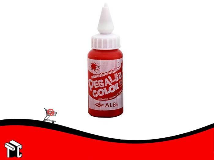 Adhesivo Pegalba X 30grs Anaranjado