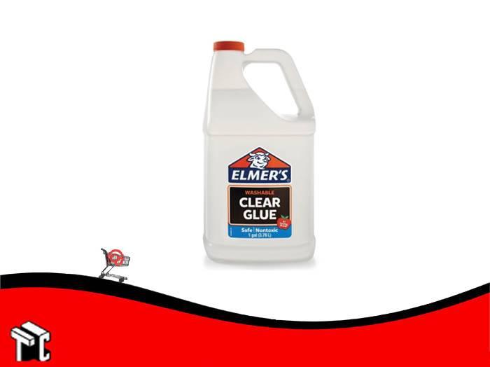 Adhesivo Elmer's Washable Clear Glue 3.78 L