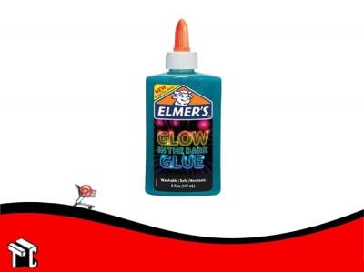 Adhesivo Elmer's Glitter Dark Azul