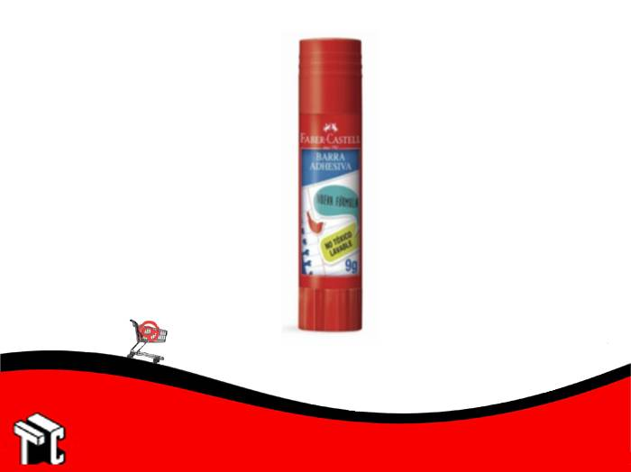 Adhesivo En Barra Faber Castell × 9 Gramos
