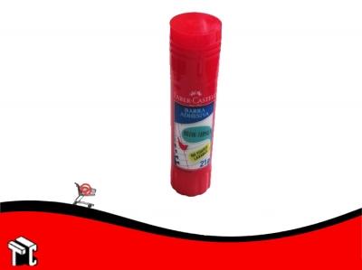 Adhesivo En Barra Faber Castell × 21 Gramos