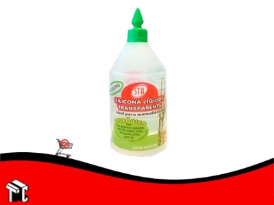 Adhesivo Silicona Liquida Transparente Señorita X 250 Grs.