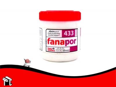 Adhesivo Contacto Fanapor ½ Kg