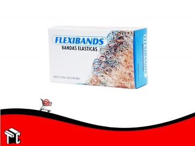 Banda Elastica Flexibands N.° 40 X 50 G En Caja