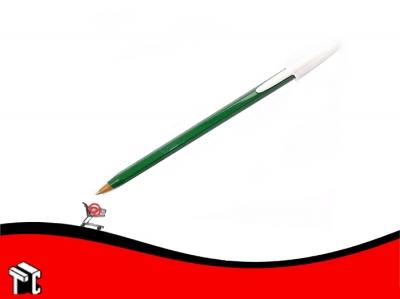 Boligrafo Bic Opaco Dura+ Verde X Ud.