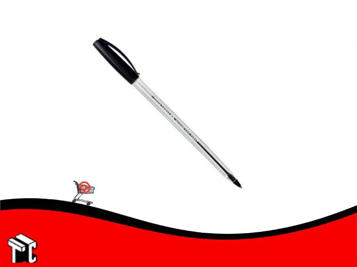 Boligrafo Faber Castell Trilux Name 032 Medium Negro