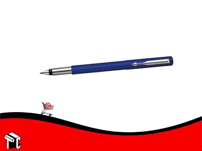 Lapicera Parker Vector Standard Azul