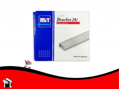 Broches Mit 24/8 R X 1000