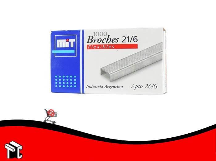 Broches Mit 21/6 X 1000