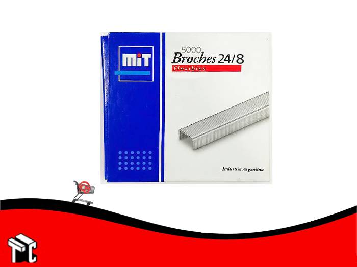 Broches Mit 24/8 X 5000