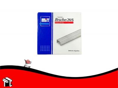 Broches Mit 24/6 X 5000