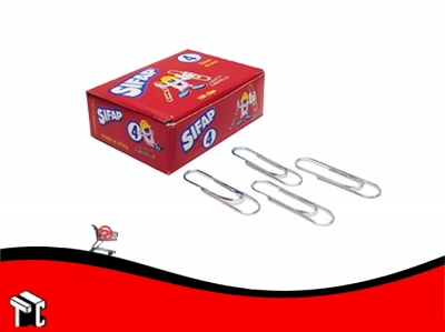 Broches Clips Sifap N°4 X 100