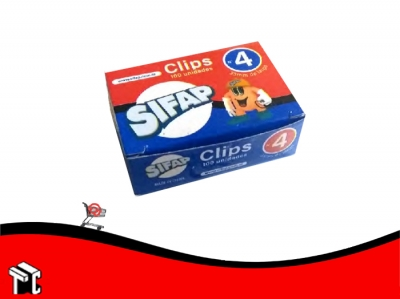 Broches Clips Sifap N°6 X 50