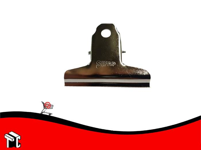 Broches Aprieta Papel De Metal Sifap Nº75
