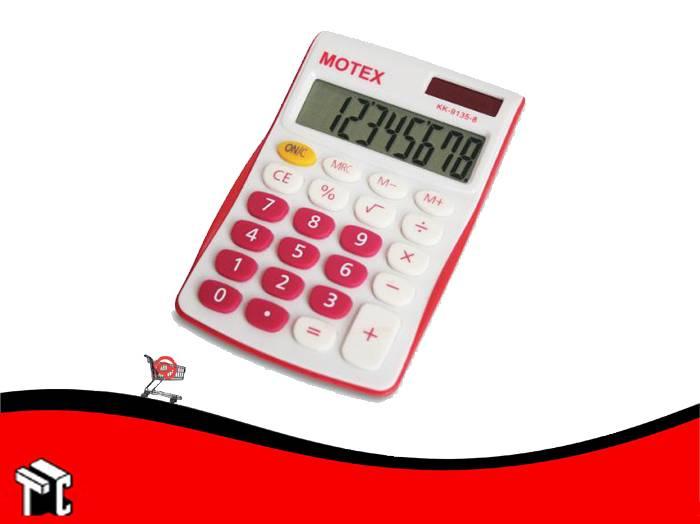 Calculadora Motex Kk-9135-8