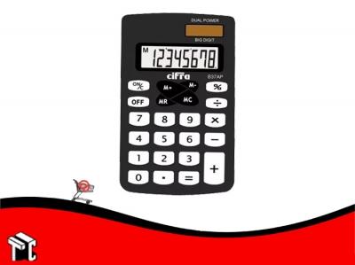 Calculadora Cifra B-37ap 8 Digitos