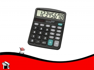 Calculadora Motex 2126a 8 Dígitos
