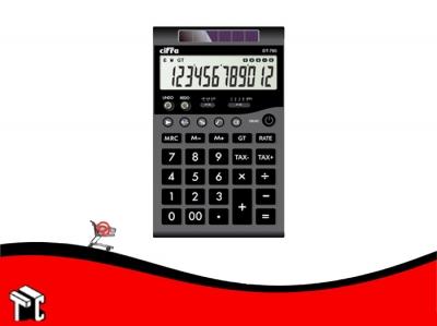 Calculadora Cifra Dt-780 12 Digitos