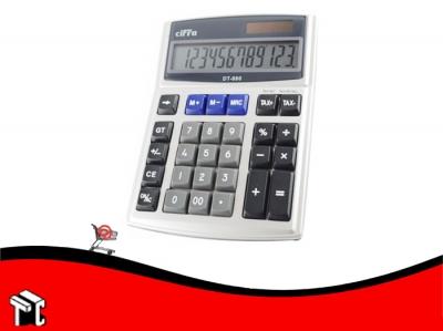 Calculadora Cifra Dt-880 12 Digitos