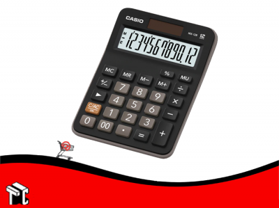 Calculadora Casio Mx-12b 12 Dígitos