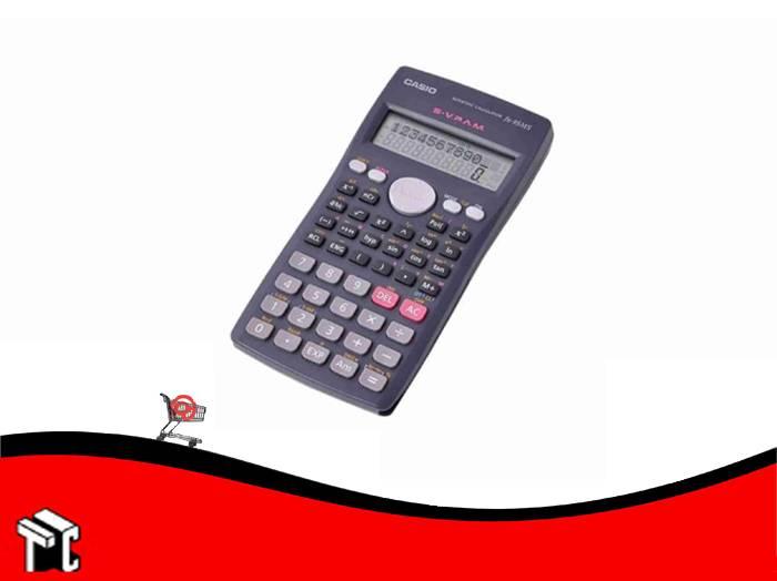 Calculadora Casio Científica Fx-95 244 Funciones