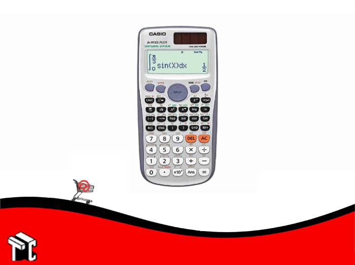 Calculadora Casio Fx-991 Plus 417 Funciones