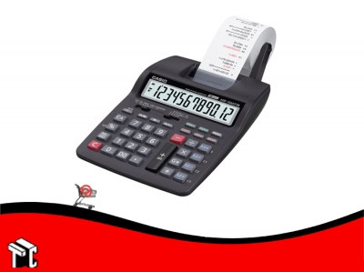 Calculadora Casio Hr-100 Con Impresora