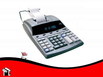 Calculadora Cifra Pr-235 Con Impresora