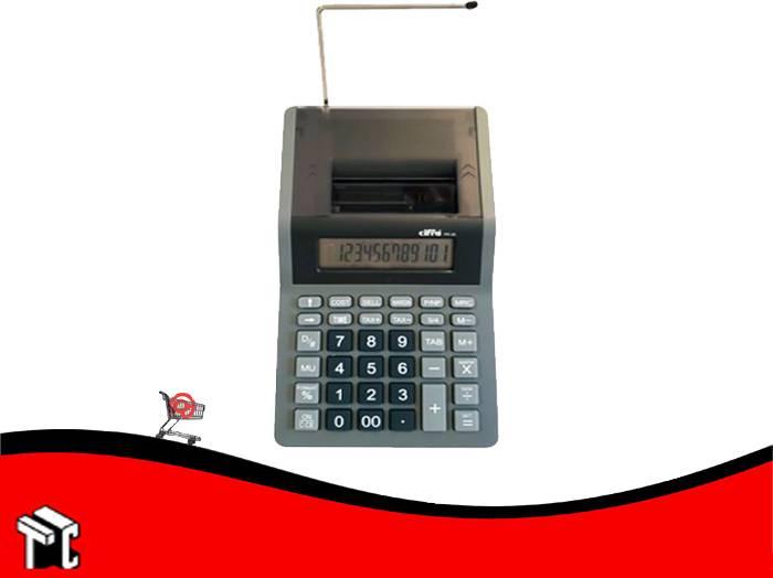 Calculadora Cifra Pr-26 Con Impresora