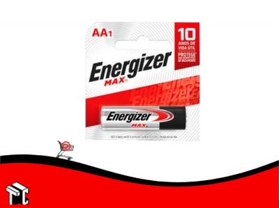 Pila Alcalina Aa Energizer