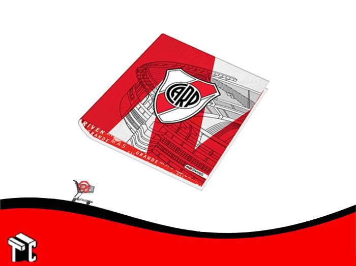 Carpeta A4 2 Anillos Cartone River Plate