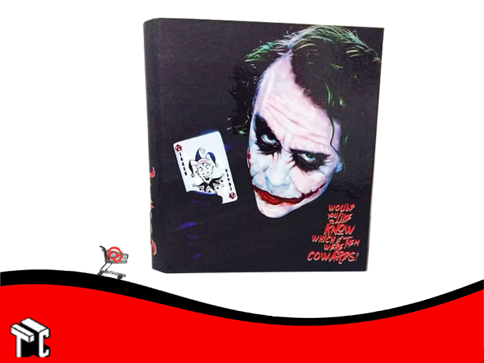Carpeta Escolar 3x40 Joker
