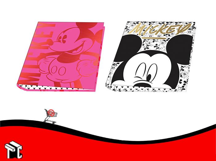 Carpeta A4 2 Anillos Cartone Mickey