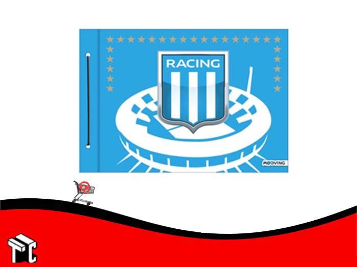 Carpeta De Dibujo N.5 Racing