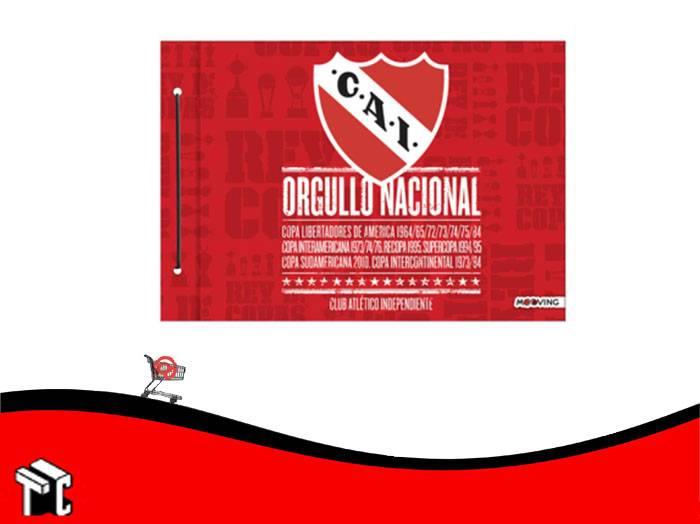 Carpeta De Dibujo N.5 Independiente