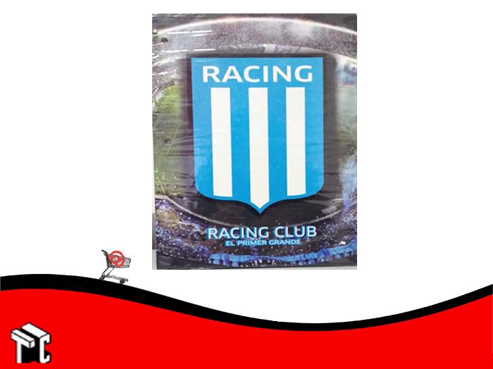 Carpeta De Dibujo N.3 Racing