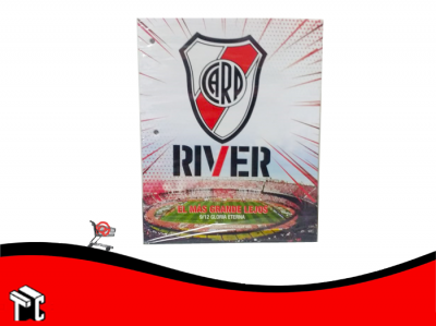 Carpeta De Dibujo N.3 River Plate