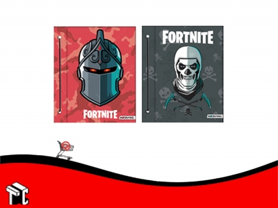 Carpeta De Dibujo N.3 Fortnite