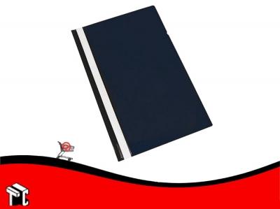 Carpeta A4 Base Opaca Tapa Transparente Util-of Negro