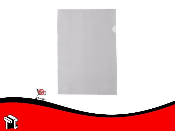 Carpeta A4 Tipo L Util-of Transparente
