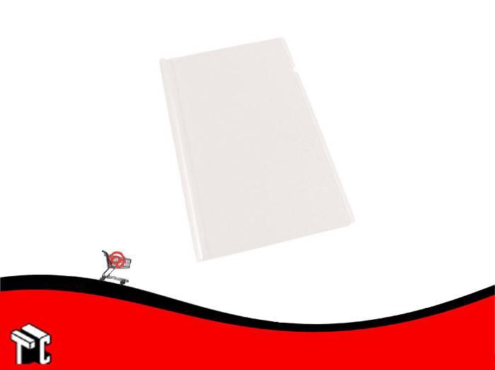 Carpeta A4/carta Util-of Con Vaina Deslizable Transparente