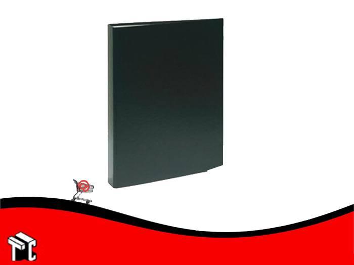 Carpeta A4 Forrada Util-of 2x40 Negro